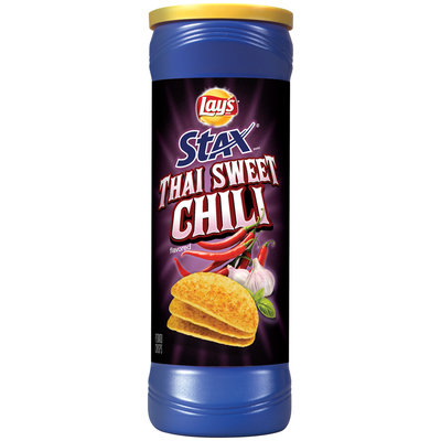 LAY'S® STAX® Thai Sweet Chili Potato Crisps