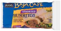 Baja Cafe Assorted Bean & Cheese/Beef & Bean/Hot Beef 18 Ct Burritos 90 Oz Bag
