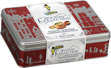 Planters Holiday Collection Peanuts, Almonds, Cashews & Pistachios