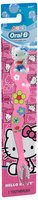 Oral-B Kid's Sanrio Hello Kitty Manual Toothbrush Carded Pack