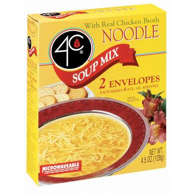 4C Soup-Noodle Soup 4.5 Oz Box