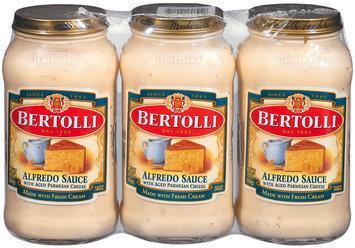 Bertolli Creamy Alfredo 16 Oz Alfredo Sauce 3 Pk Jar