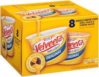 Kraft Velveeta Original Shells & Cheese 8-2.39 oz. Microcups