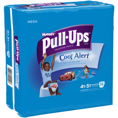 Pull-Ups Cool Alert Training Pants for Boys 4T-5T