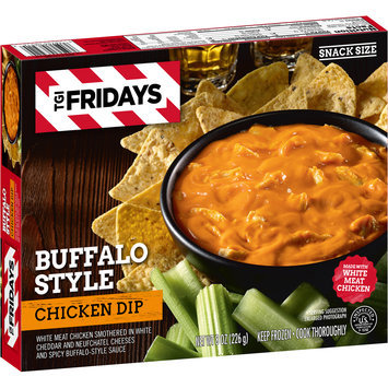 TGI Fridays™ Buffalo Style Chicken Dip 8 oz. Box
