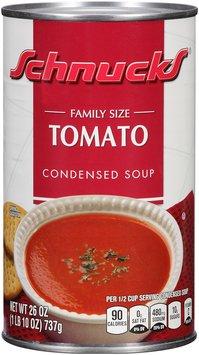 Schnucks® Condensed Tomato Soup 26 oz. Can