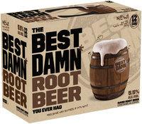 Best Damn Root Beer Hard Root Beer 12-12 fl. oz. Cans