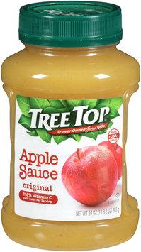 Tree Top® Original Apple Sauce 24 oz. Jar