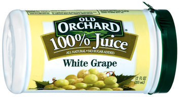 Old Orchard 100% Juice White Grape Concentrate Frozen