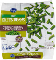 Kroger® Traditional Favorites Cut Green Beans 32 oz. Bag