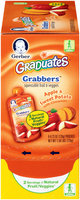 Gerber® Graduates® Grabbers™ Apple & Sweet Potato Squeezable Fruit & Veggies 1.59 lb. Box