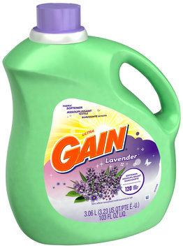 Gain with FreshLock Lavender Liquid Fabric Softener