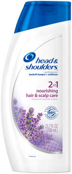Nourishing Head and Shoulders Nourishing Hair and Scalp Care 2in1 with Lavender Essence 23.7 fl oz