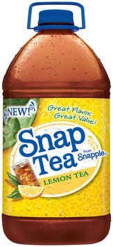 Snapple Snap Tea Lemon Tea