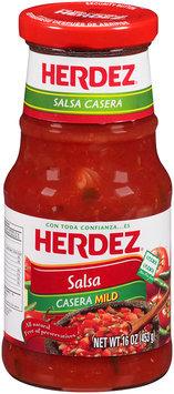 Herdez® Mild Salsa 16 oz. Jar