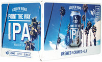 Point the Way IPA 6–12 fl. oz. Cans