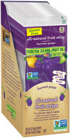 Stretch Island® Harvest Grape All-Natural Fruit Strips 30 ct Box