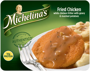 Michelina's® Fried Chicken 8 oz. Tray