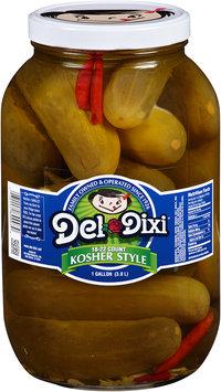 Del-Dixi® Kosher Style Pickles 1 gal. Jar