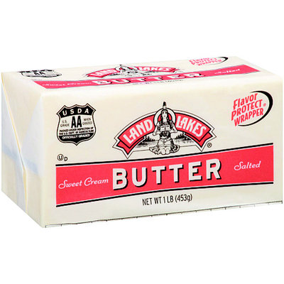 Land O'Lakes® Sweet Cream Salted Butter 16 oz. Pack