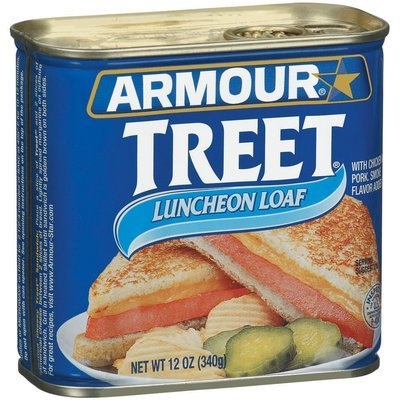 Armour Treet  Luncheon Loaf 12 Oz Can
