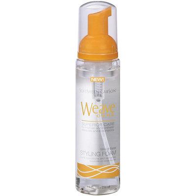 Weave Care Styling Foam Superior Care 8 Oz Plastic Bottle