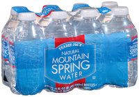 Trader Joe's® Natural Mountain Spring Water
