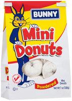 Bunny® Powdered Mini Donuts 7 oz. Stand Up Bag