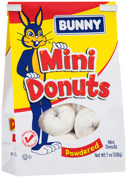 Bunny® Powdered Mini Donuts