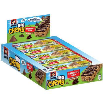 Quaker® Big Chewy Chocolate Chip Granola 10-1.48 oz. Bars