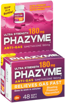 Phazyme® Ultra Strength Anti-Gas Soft Gels 48 ct Box