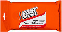Fast Orange® Wipes Textured Hand Cleaner Towels 25 ct Pack