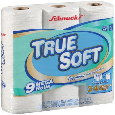 Schnucks® True Soft® Bathroom Tissue