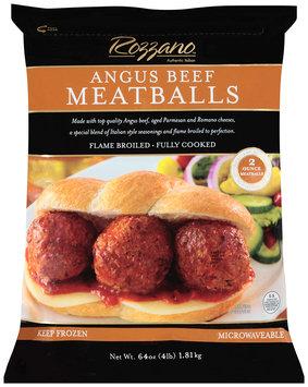 Rozzano™ Angus Beef Meatballs 64 oz. Bag