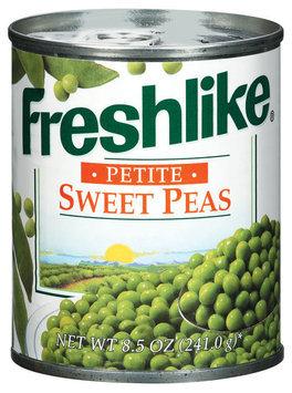 Freshlike Sweet Petite Peas 8.5 Oz Can