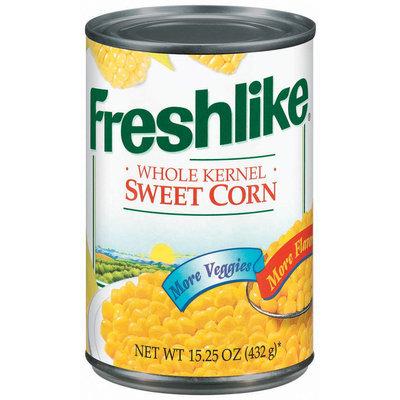 Freshlike Whole Kernel Sweet Corn 15.25 Oz Can