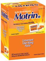 Motrin® Coated Caplets (50 X 2) Ib 100 Ct Box