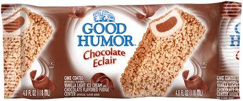 Good Humor Chocolate Eclair Bar Single Serve Novelty