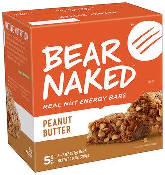 Bear Naked® Peanut Butter Real Nut Energy Bars 5 ct Box