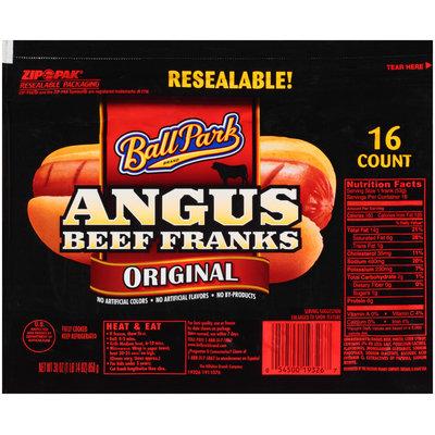 Ball Park Original Angus Beef Franks 30 oz. Pack