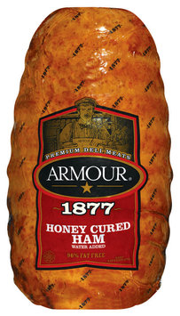 Armour Honey Cured Ham 1877