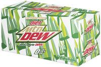 Caffeine Free Diet Mountain Dew® 8 Pack 12 fl. oz. Cans