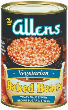 The Allens Vegetarian Baked Beans