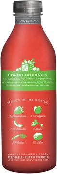 True Grimmway Farms® Organic Bananaberry Crush™ Juice 28 fl. oz. Bottle