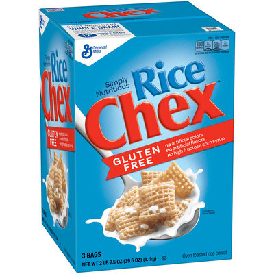 Rice Chex™ Cereal 39.5 oz. Box