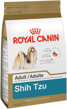 Royal Canin® Breed Health Nutrition Shih Tzu Adult Dry Dog Food 2.5 lb. Bag