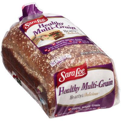 Sara Lee® Hearty & Delicious® Healthy Multi-Grain Bread 24 oz. Bag