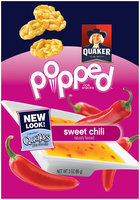 Quaker® Popped Sweet Chili Rice Snacks