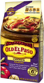 Old El Paso® Chicken Fajitas 20 oz. Bag