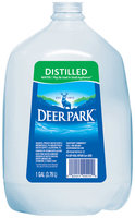 Deer Park Distilled Water 1 gal. Plastic Jug